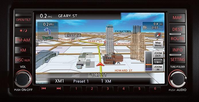 Navigasjonssystem